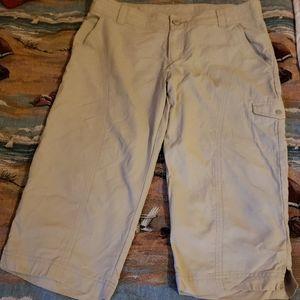COLUMBIA Capri Cargo Hiking Pants